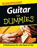 Guitar for Dummies(r) with CD (Audio) (For Dummies)