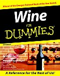 Wine For Dummies 2nd Edition