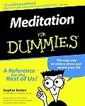 Meditation for Dummies. (For Dummies)