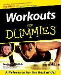 Workouts for Dummies. (For Dummies) Cover