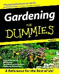 Gardening for Dummies 2ND Edition