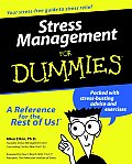 Stress Management for Dummies. Cover