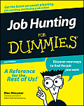 Job Hunting for Dummies. (For Dummies)