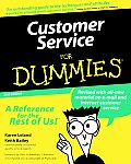 Customer Service For Dummies 2nd Edition