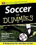 Soccer for Dummies. (For Dummies)