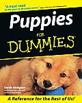 Puppies For Dummies 1st Edition