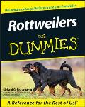 Rottweilers for Dummies(r) (For Dummies)