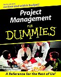 Project Management for Dummies(r) (For Dummies)