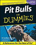 Pit Bulls for Dummies Cover