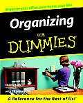 Organizing for Dummies(r) (For Dummies)