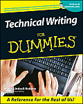 Technical Writing for Dummies. (For Dummies)