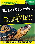 Turtles & Tortoises for Dummies. (For Dummies) Cover