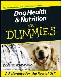 Dog Health & Nutrition for Dummies (For Dummies)