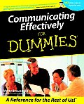 Communicating Effectively for Dummies (01 Edition)