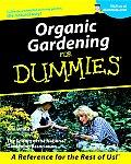Organic Gardening for Dummies.