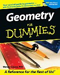 Geometry For Dummies 1st Edition