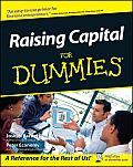Raising Capital for Dummies(r) (For Dummies)