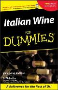Italian Wine for Dummies. (For Dummies)