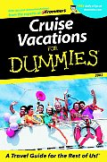 Cruise Vacations For Dummies 2002