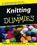 Knitting for Dummies Cover
