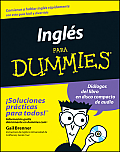 Ingles Para Dummies with CDROM (Para Dummies) Cover