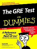 Gre Cat for Dummies 5TH Edition