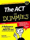 Act for Dummies 3RD Edition Cover