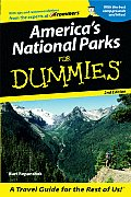 Americas National Parks for Dummies 2ND Edition