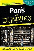 Paris for Dummies (For Dummies)