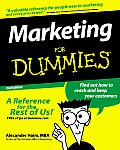 Marketing For Dummies 2nd Edition