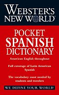 Websters New World Pocket Spanish Dictionary