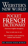 Websters New World Pocket French Dictionary