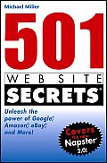 501 Web Site Secrets Unleash the Power of Google Amazon eBay & More