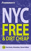 Frommers New York City Free & Dirt 1st Edition