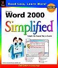Microsoft Word 2000 Simplified