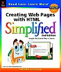 Creating Web Pages with HTML Simplified (... Simplified)