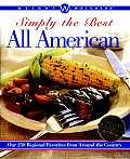 Weight Watchers Simply the Best All American Our 250 Regional Favorites from Around the Country