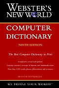 Websters New World Computer Dictionary 9th Edition
