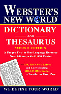 Webster's New World Dictionary and Thesaurus (02 Edition)