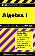 Cliffs Quick Review Algebra I