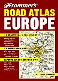 Frommers Road Atlas Europe 3rd Edition
