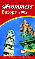 Frommers Europe 2002