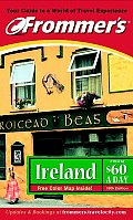Frommers Ireland From 60 A Day 19th Edition