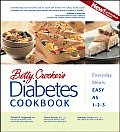Betty Crocker's Diabetes Cookbook Cover