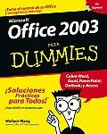 Office 2003 Para Dummies