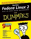 Red Hat Fedora Linux 2 All-In-One Desk Reference for Dummies (For Dummies)
