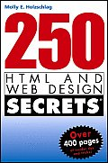 250 HTML & Web Design Secrets