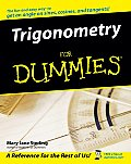 Trigonometry For Dummies 1st Edition
