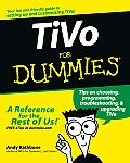 Tivo for Dummies (For Dummies)