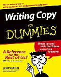 Writing Copy for Dummies (For Dummies)